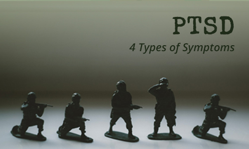 4 types of PTSD symptoms